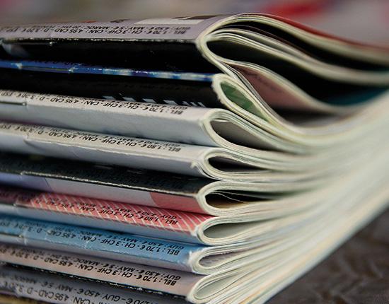 Unsere Zeitschriften